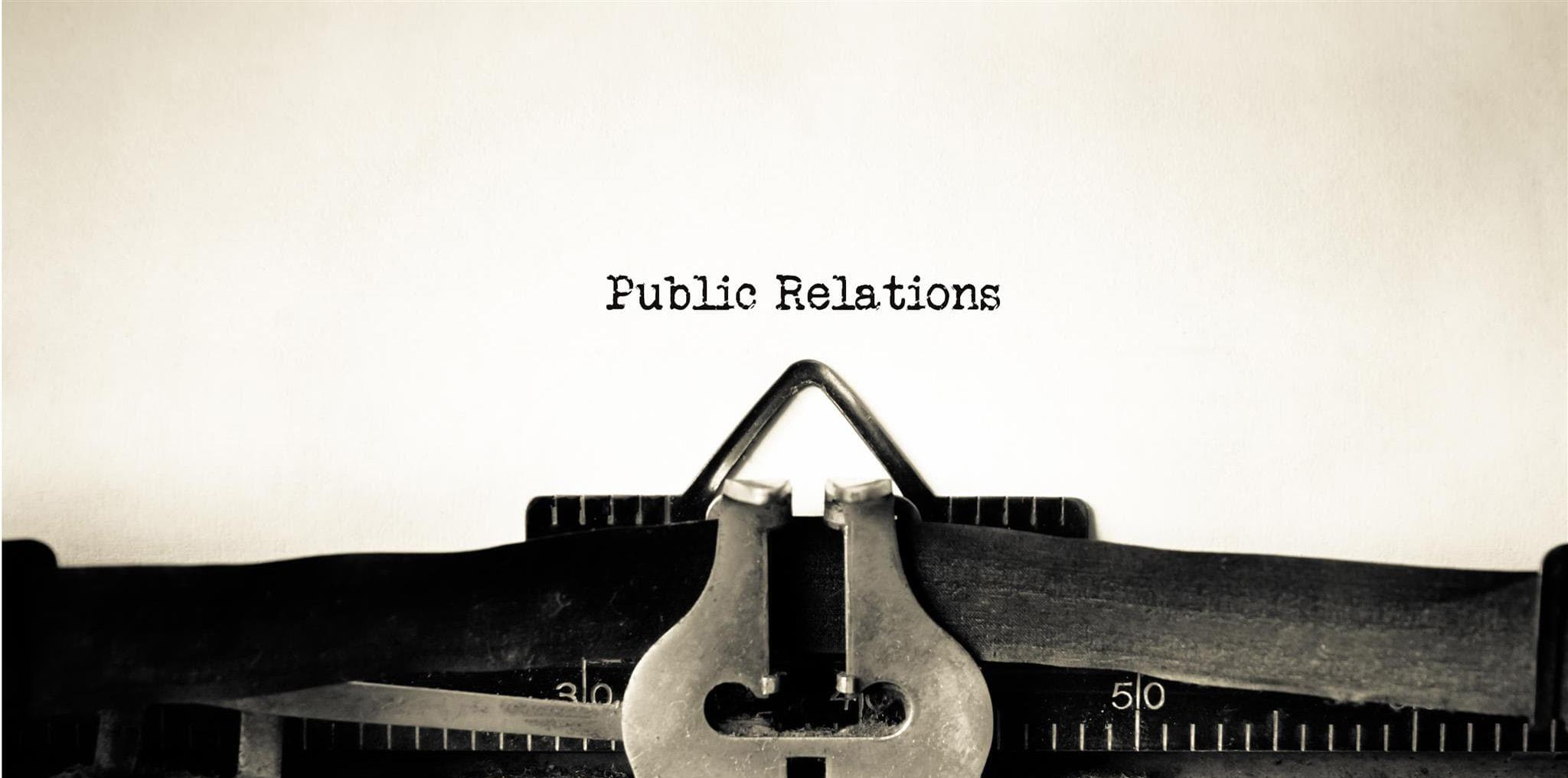 public relation courses